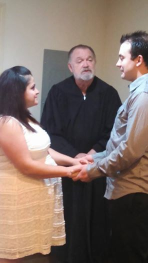 wedding ceremony jon henricksen attorney